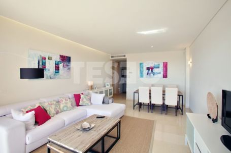 Apartment with Excellent Views in Ribera del Marlin