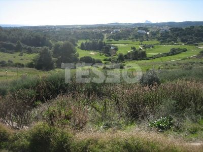 Plot for sale in first line fo La Reserva Golf Course. Calle Margarita