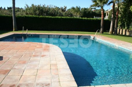 Cosy Semidetached with ample rooms in Sotogrande