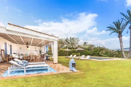 Villa con vistas del Mar y Marismas del Rio Guadiaro