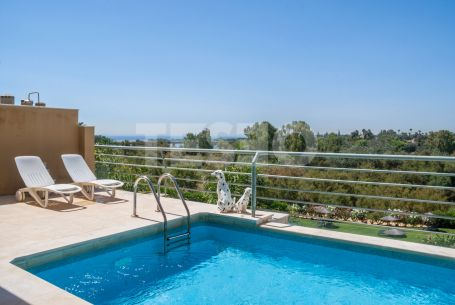 Fantastic Penthouse in Sotogrande´s Marina, with unique sea and river views