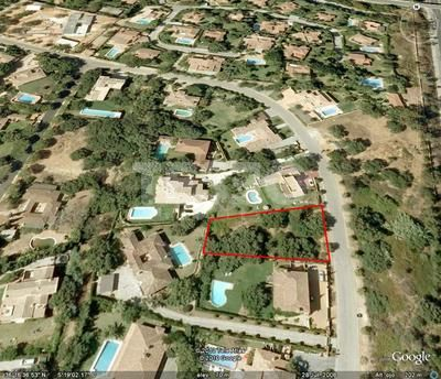 Plot for sale in zone D