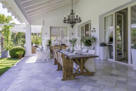 Luxurious Villa with views to the Almenara Golf Course