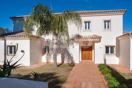 Beautiful and spacious villa in the Sotogrande Alto area
