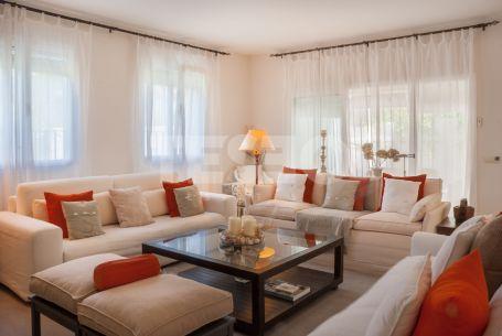 Ground Floor apartment with charm in Casas Cortijo, Sotogrande