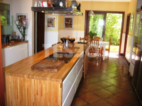 Villa with Large Rooms and Mature Garden in the F zone for sale