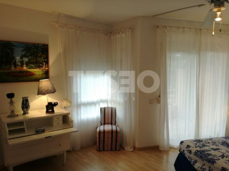 Wonderful apartment in Paseo del Mar