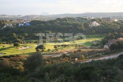 Plor for Sale with unique views of the Sea and La Reserva Golf Course