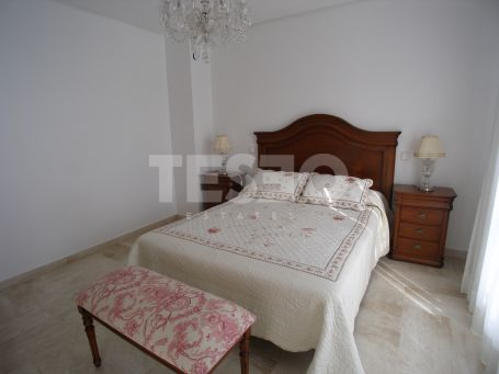 Ground Floor Apartment for rent in La Marina de Sotogrande