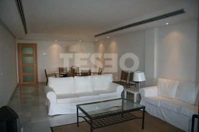 Ground floor apartment for rent in Polo Urbanization