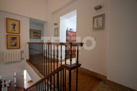 Townhouse in rental Ribera del Emperador