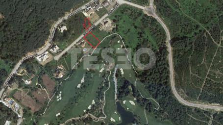 Excelent plot 1st line Golf Course