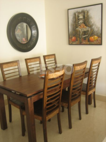 Apartment well located near the Yacth Club