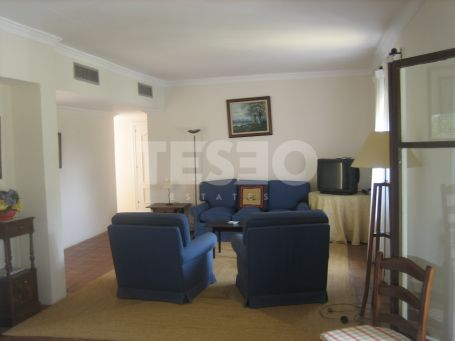 Large and Cosy Apartment in 'Casas Cortijos'