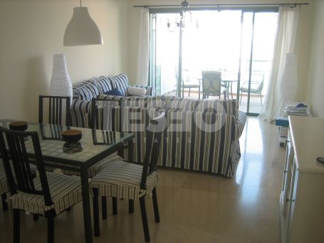Cozy penthouse with nice viwes of the Marina