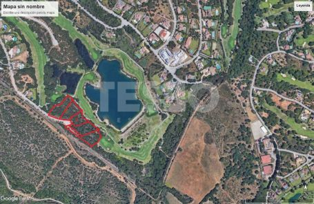 Fantastic plot by Almenara's Golf Course. Sea views and South East Orientation in Gaucin Road number 2