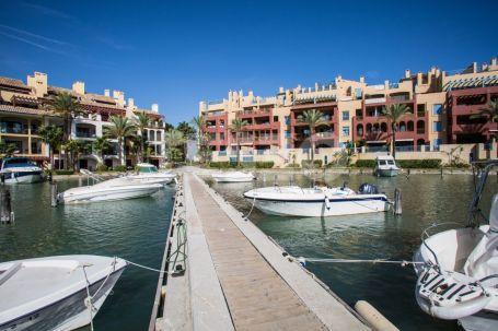 Very Nice Furnished Apartment in la Marina de Sotogrande