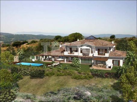 Plot and Project for Sale in la Reserva de Sotogrande