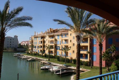Furnished Apartment in Guadalmarina