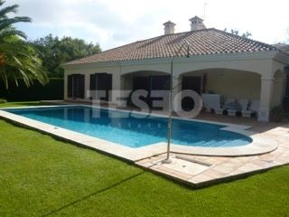 Lovely family villa.