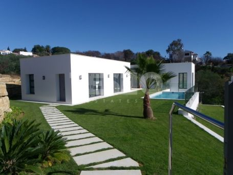 Modern Luxury villa in Torreguadiaro