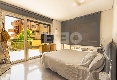 Exclusive apartment in Ribera del Marlin