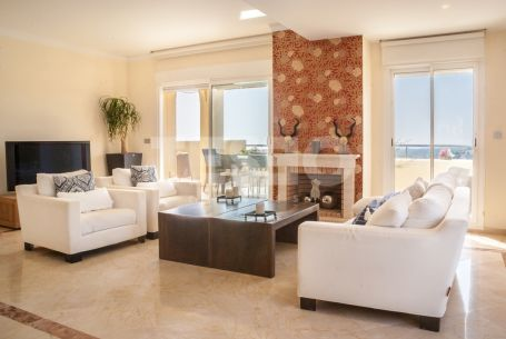 Fantastic south facing apartment for sale in San Roque Club