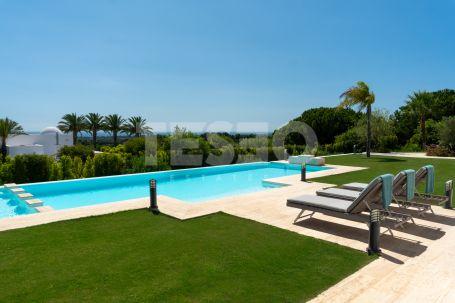 Villa for rent in La Reserva, Sotogrande