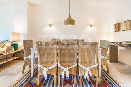 Spacious apartment located in El Polo resort