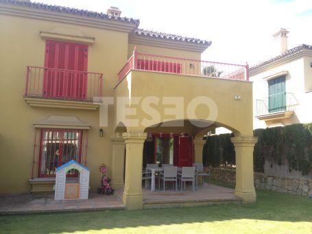 Semi-Detached House for Rent in El Casar, Sotogrande