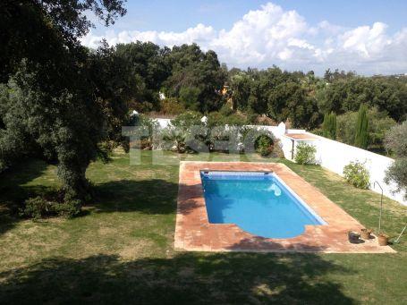 Stunning Unfurnished Villa for Rent in Sotogrande Costa