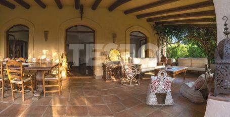 Spectacular villa in Sotogrande Alto