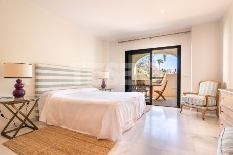 Gound floor apartment in El Polo de Sotogrande,