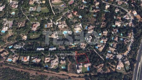 Plot for Sale in Sotogrande Alto