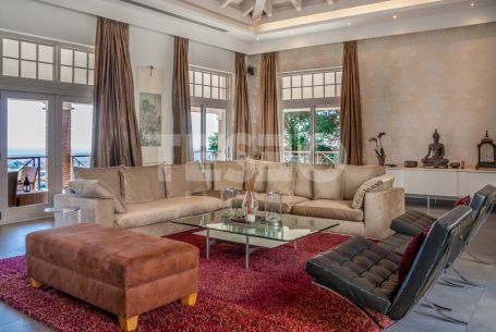 Spectacular Villa in La Reserva of Sotogrande
