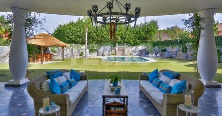 Amazing Villa in the D Area of Sotogrande Alto