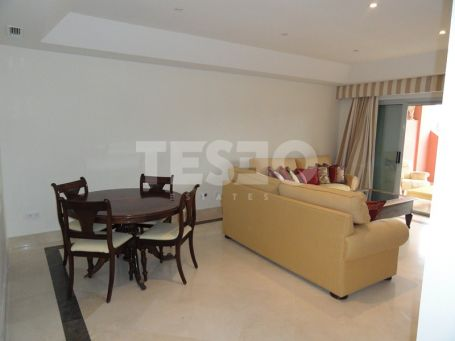 APARTMENT WITH GREAT RIVER AND SEA VIEWS AND SOUTH WEST ORIENTATION