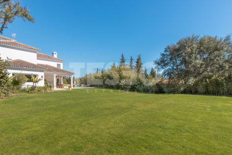 Preciosa villa en Sotogrande Alto en zona consolidada de zona C (Sotogrande Alto)