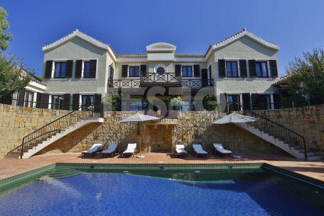 Luxury villa in Sotogrande Alto