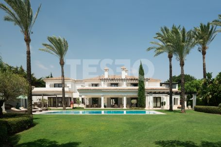 One of the most luxurious villa in Sotogrande Costa