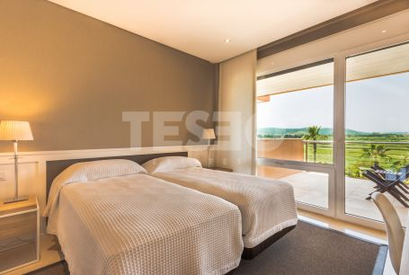 The most exclusive and luxury apartment in Ribera del Marlin