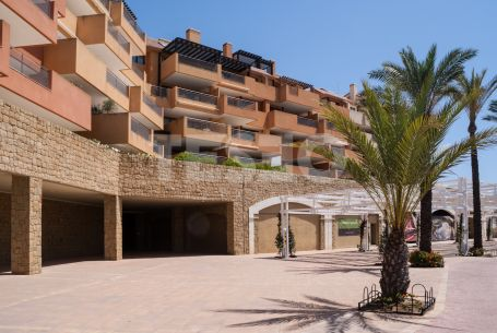 Exclusive groundfloor apartment in Ribera del Marlin