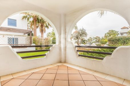 Ground floor aparment for sale in Urb. El Polo