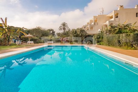Groundfloor apartment in Los Jardines de Sotogrande