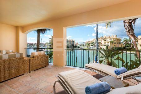 Marina duplex apartment