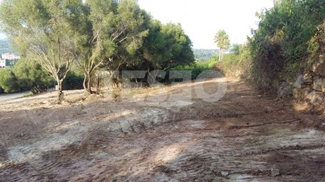 2 joint plots for sale in zone F of Sotogrande alto