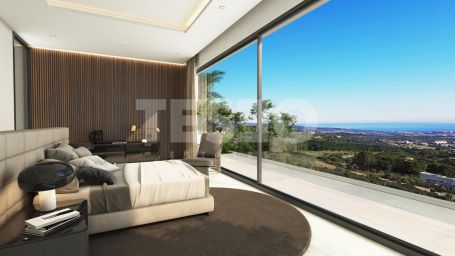 Newly Built Luxury Villa with Unique Sea Views in La Reserva de Sotogrande
