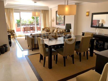 Duplex penthouse Ribera del Obispo sea views