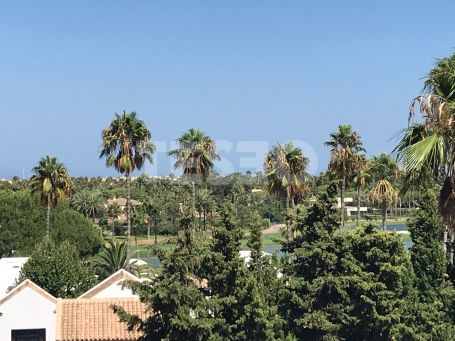 One of the best plots in Sotogrande Costa. Views of the Real Golf Course. Kings and Queens