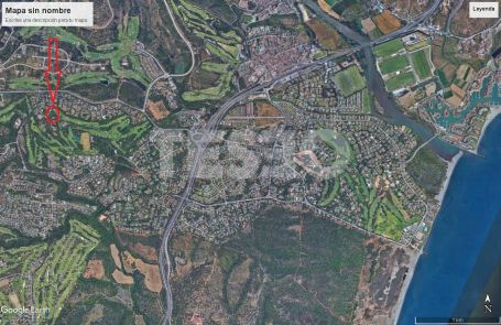 UNIQUE PLOT OVERLOOKING THE 17TH GREEN OF VALDERRAMA GOLF COURSE